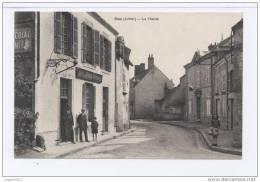 (D-45-03) Bou. Café De La Mairie - France