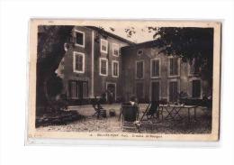 83 SOLLIES PONT Chateau, Domaine Du Bourguet, Animée, Ed Gras, 194? - Sollies Pont