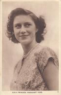 Thematiques Great Britain H R H Princess Margareth Rose - Royal Families