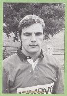 Jean François GRECHI, International De Rugby à XIII. 2 Scans. Photo La Dépêche - Rugby