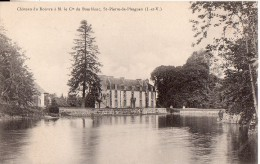 ST-PIERRE-DE PLESGUEN: Château Du Rouvre à M. Le Cte Du Bourblanc - France