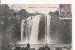 MAURICE CASCADE DU MAMMOUTH 1907 - Maurice
