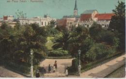MONTEVIDEO ( Plaza Zabala ) - Uruguay