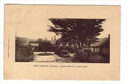 PORT-MANEC´H/29/Jardin Intérieur De L´hôtel Julia/Réf:5532 - France