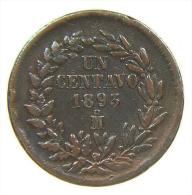 MESSICO 1 CENTAVO 1895 REPUBLICA MEXICANA - Messico