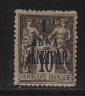 ZANZIBAR N° 20 * - Sansibar (1894-1904)