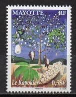 Mayotte - 2011 - Le Kapokier - Yvert N° 253 ** - Ungebraucht
