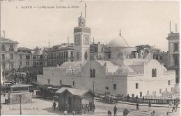 8606 - Alger La Mosquée Djemaâ-el-Kébir - Alger
