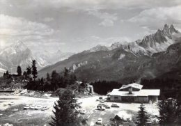 Rifugio A. Dibona. Vallon Tofane, Antelao E Croda Del Lago - Italia