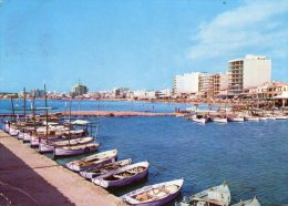 CPM:  EL ARENAL (MALLORCA) (espagne): Vue Du Port (N°376) En 1970.    (B201) - Mallorca