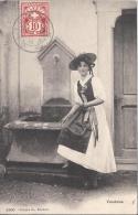 8620 - Vaudoise à La Fontaine - Costumes