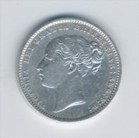 Angleterre 1 Shilling 1883 - 1816-1901 : Frappes XIX° S.