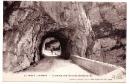 CP, 26, Tunnels Des Grands Goulets, Vierge - Francia