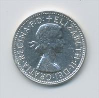 Australie 1 Shilling 1961 - Monnaie Pré-décimale (1910-1965)