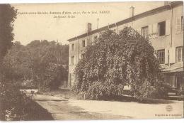 Cp 54 NANCY Institution Sainte Jeanne D'Arc 40.42 Rue De Toul Le Grand FRËNE ( Route Terrasse Arbre  ) - Nancy