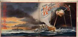 * 2LP *  JEFF WAYNE - WAR OF THE WORLDS (Holland 1978) - Rock