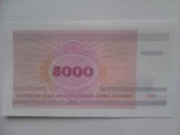 Billete Bielorrusia. 5000 R. 1998. - Belarus