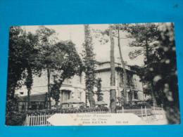 17) Royan - L'oisis - Saphir-pension - Avenue Des Chénes   - Année   - EDIT - - Royan