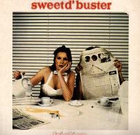 * LP *  SWEET D´BUSTER - FRICTION (Holland 1978) - Rock