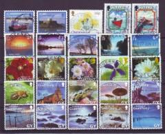 GUERNSEY - Lot - Gestempelt - Briefmarken