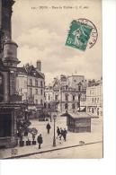Dijon : Place Du Théatre (Editeur Louis Venot, LV N°541) - Dijon