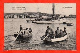 Val-andré   N°2158  Rentrée à Bord    édition : EDL  De 1909 - Pléneuf-Val-André