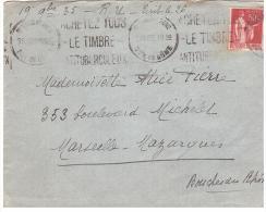 KRAG - CLERMONT - CLERMONT FERRAND - PUY DE DOME - OBLITERATION - 1935.
