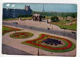CP 10*15/AD169/PARIS JARDIN DES TUILERIES ARC DE TROMPHE DU CARROUSEL - Arrondissement: 01