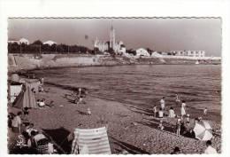 Cpsm  Sete  Plage De La Corniche - Sete (Cette)