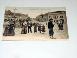 Carte Postale Ancienne : MITROVICA , Stamp 1922 - Kosovo