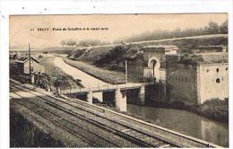 Diest - 10  Porte De Schaffen Et Le Zwart Beek - Diest