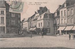 Ath : Marché Aux Toiles (bertels) - Ath