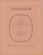 SOUBRY :Map/Farde N°10: Jan VERMEER : De Complete Map Met 4 Schilderijen / La Farde Complète Avec 4 Reproductions. - Prints & Engravings