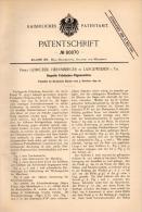 Original Patentschrift - Gebr. Herrnberger In Langewiesen I. Th., 1894 , Faßdauben - Fügemaschine , Tischlerei , Ilmenau - Maschinen