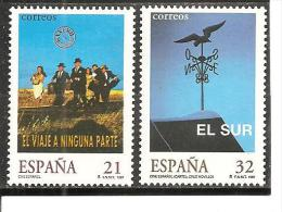 España/Spain-(MNH/**) - Edifil  3472-73 - Yvert  3049-50 - 1931-Aujourd'hui: II. République - ....Juan Carlos I