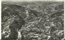 Aveyron :  ENTRAIGUES  : Vue - France