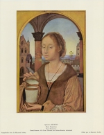 SOUBRY:Prent/Image 32–3: Quinten METSYS : ## Maria Magdalena / Marie-Madeleine ## - Kaufmanns- Und Zigarettenbilder