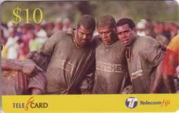 RARE***Télécarte Prépayée Fidji $10  Neuve Non Grattée **TTB  A Saisir *** N° Lot :99049009956 - Fidji
