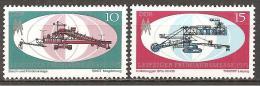 DDR 1971 // Michel 1653/1654 ** (1993) - DDR
