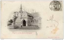 22-PLOUHA-Chapelle De Ker Maria-Carte Précurseur- - Plouha
