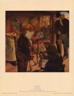 SOUBRY :Prent/Image 63–2: C. PERMEKE : ## L'Étranger / De Vreemdeling ## - Kaufmanns- Und Zigarettenbilder