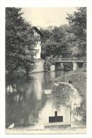 Cp, 64, Cambo-les-Bains, L'Etang Et Moulin D'Arnaga - France