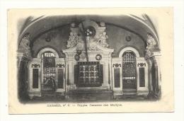 Cp, 75, Paris, Carmes, N°6 - Crypte, Ossuaire Des Martyrs - France