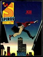 """SPIROU N° 2408 -  Année 1984 - Couverture """"  XIII """" De VANCE Et VAN HAMME. - Spirou Magazine"""