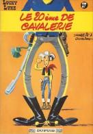 Lucky Luke / Le 20e De Cavalerie / N° 27b  / 1969 - Lucky Luke