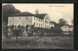 CPA Cambo, Maison Ste-Elisabeth - France