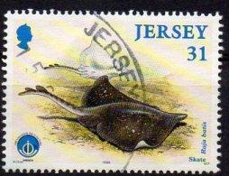 JERSEY 1998 Marine Life 31p Used - Jersey
