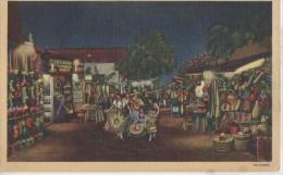 """"""" .OLVERA STREET ."""".( Mexican Bazar.) - Los Angeles"""