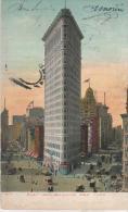 FLATIRON BUILDING - NY - New York