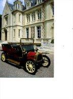 Musee CHATEAU BELLEVILLE PONT L EVEQUE  AITOMOBILE DEDION BOUTON  DOUBLE PHAETON 1908 - Transporter & LKW